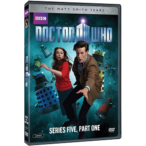 Doctor Who Series 5 (Five), Part 1 DVD Set