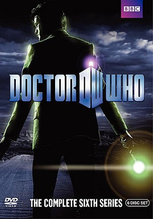 Doctor Who Series 6 (Six) DVD Set