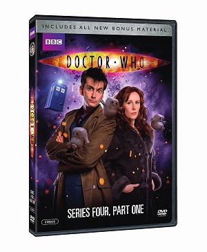 Doctor Who Series 4 (Four), Part 1 DVD Set