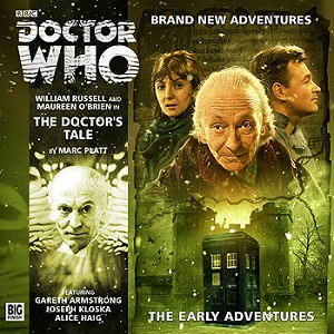 Doctor Who Early Adventures 1.02: The Doctor's Tale