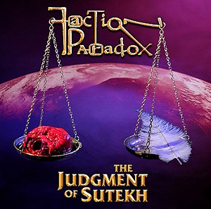 Faction Paradox 06: The Judgment of Sutekh (Autographed)