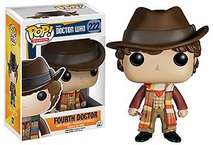 FUNKO Pop! #222 Doctor Who: Fourth Doctor