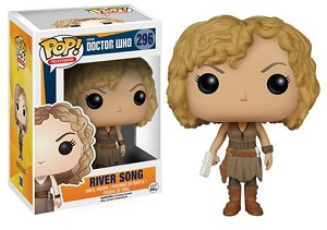 FUNKO Pop! #296 Doctor Who: River Song