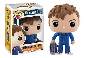 FUNKO Pop! #355 Doctor Who: 10th Doctor with Hand