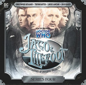 Jago and Litefoot: Series 04 Box Set