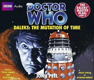 Doctor Who: The Mutation of Time (CD, Target)