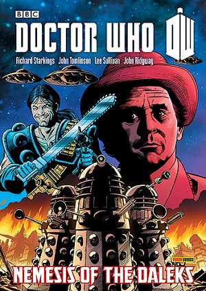 Doctor Who: Nemesis of the Daleks (Graphic Novel)