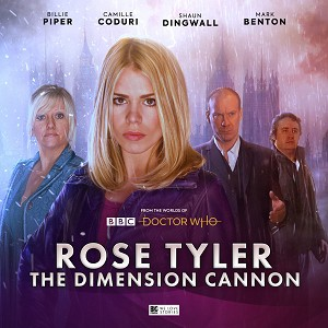 Rose Tyler: The Dimension Cannon (CD Set)