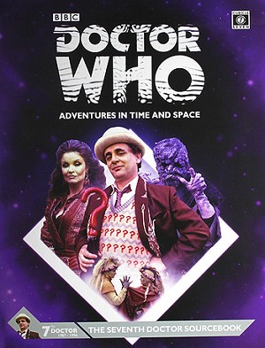 RPG: The Seventh Doctor Sourcebook