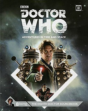 RPG: The Eighth Doctor Sourcebook