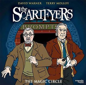 The Scarifyers (6): The Magic Circle