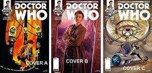Doctor Who Comic: Tenth Doctor, Year 3, Issue 07