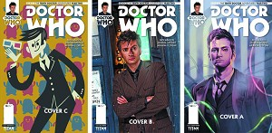 Doctor Who Comic: Tenth Doctor, Year 2, Issue 16
