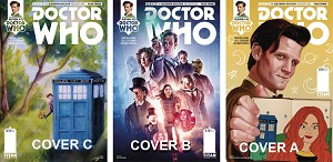 Doctor Who Comic: Eleventh Doctor, Year 3, Issue 12