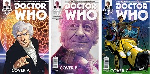 Doctor Who Comic: Third Doctor, Issue 3