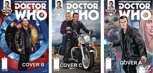 Doctor Who Comic: Ninth Doctor, Issue 13