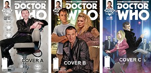 Doctor Who Comic: Ninth Doctor, Issue 14