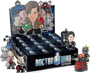 Titans Doctor Who Vinyl Figure, Wave 1 (11th Doctor)