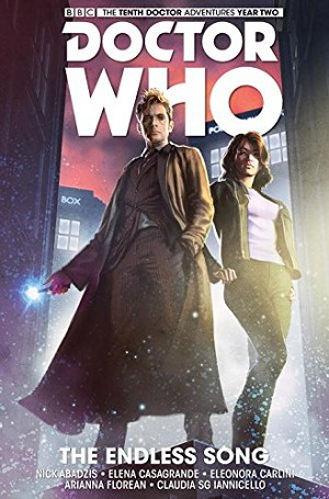 Doctor Who (11th Doctor, #4): The Then and The Now (Softcover)