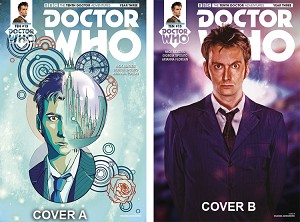 Doctor Who Comic: Tenth Doctor, Year 3, Issue 13
