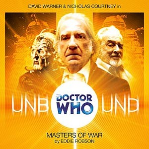 U8: Doctor Who Unbound: Masters of War