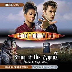 AudioBook: Sting of the Zygons