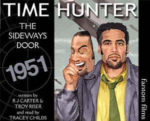 AudioBook: Time Hunter: 11. The Sideways Door