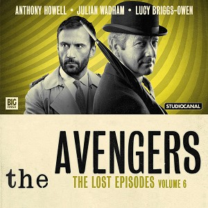 The Avengers: The Lost Episodes, Volume 6