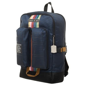 Backpack: 13th Doctor TARDIS Double Pocket