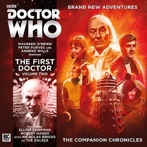 Doctor Who: The Companion Chronicles 02: The First Doctor