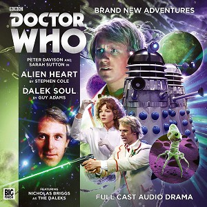 Doctor Who: 224. Alien Heart/Dalek Soul