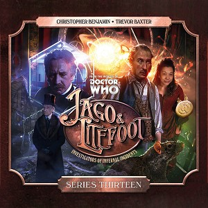 Jago and Litefoot: Series 13 Box Set