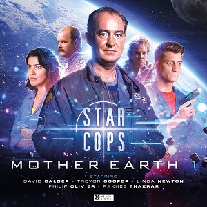 Star Cops: Mother Earth 1