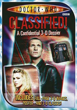 Doctor Who Classified! A 3-D Dossier