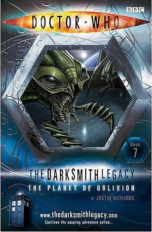 Darksmith Legacy 07: The Planet of Oblivion