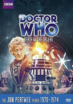 DVD 072: Death to the Daleks