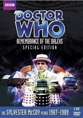 DVD 152: Remembrance of the Daleks (Special Edition)