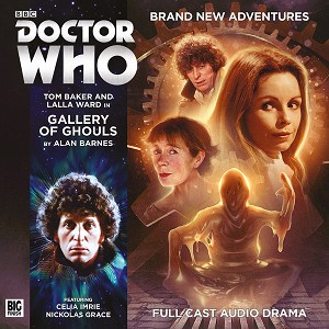 Fourth Doctor 5.5: The Gallery of Ghouls