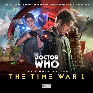 Doctor Who (8th Doctor): The Time War, Set 1