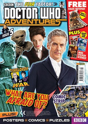 Doctor Who Adventures, Issue 5