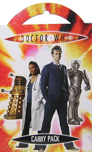 Doctor Who Carry Pack (Series Three)