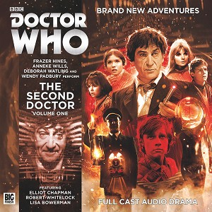 Doctor Who: The Second Doctor Adventures, 01