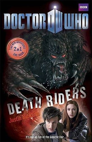 Doctor Who: Death Riders (2 in 1)