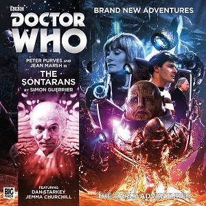 Doctor Who Early Adventures 3.04: The Sontarans