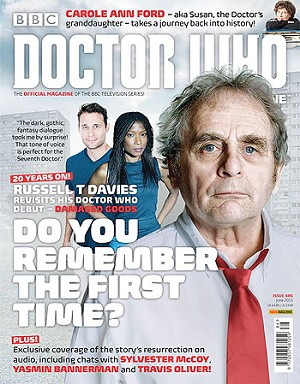 Doctor Who Magazine, Issue 486
