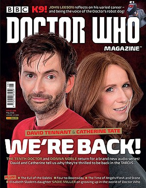 Doctor Who Magazine, Issue 498