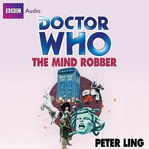 Doctor Who: The Mind Robber (CD, Target)