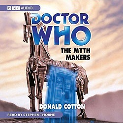 Doctor Who: The Myth Makers (CD, Target)