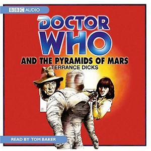 Doctor Who: The Pyramids of Mars (CD, Target)
