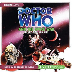 Doctor Who: The Space War (CD, Target)